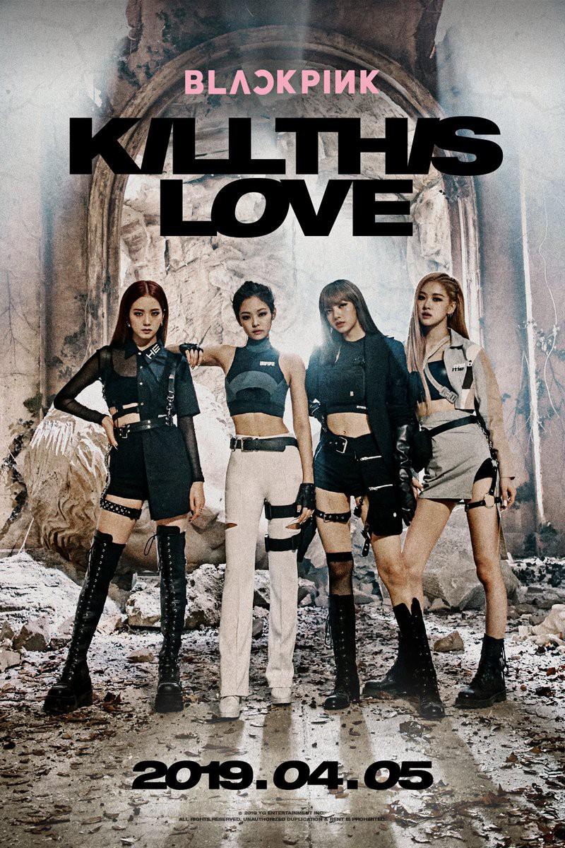 YG tung trọn bộ teaser ma mị của Kill This Love, Blink lo lắng BLACKPINK lại bị đóng hộp MV