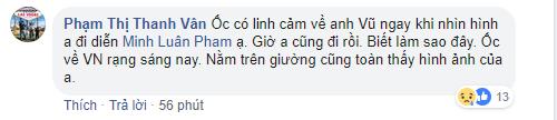 Em trai kết nghĩa - Diễn viên Minh Luân nhớ về Anh Vũ:  Anh Vũ gọi từ rất xa, muốn nói nhiều thứ với tôi nhung không được