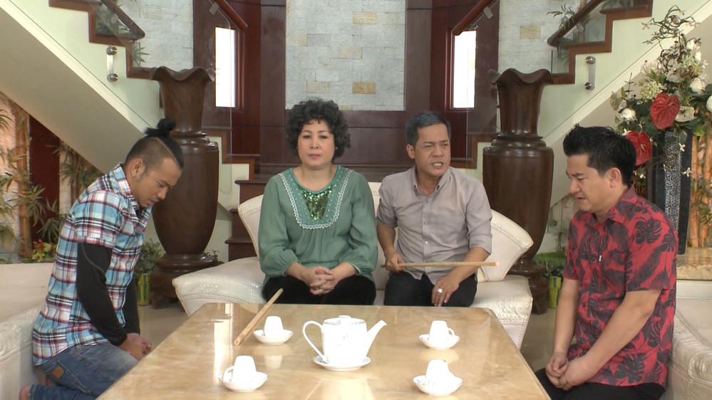 Nghệ sĩ Minh Nhí chia sẻ: Dạo này Anh Vũ có chuyện buồn riêng tư
