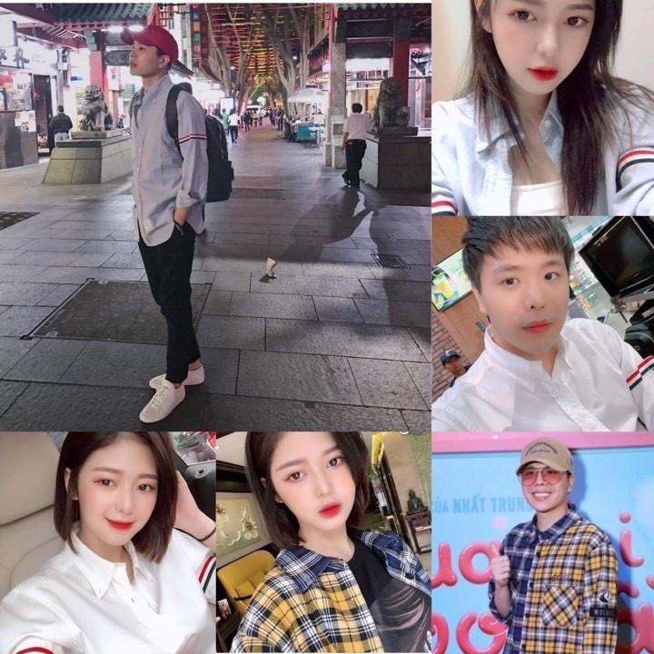 Không ngại tin đồn hẹn hò, Trịnh Thăng Bình và Liz Kim Cương diện đồ đôi xuất hiện cùng nhau