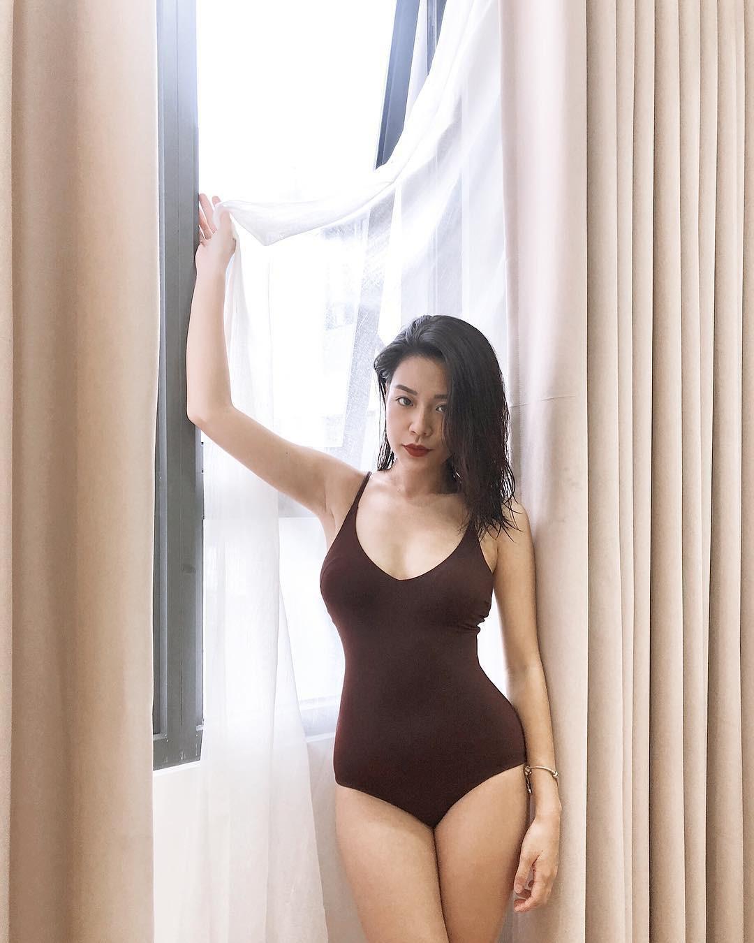 Chỉ tầm 3 mét bẻ đôi, dàn hot girl này chứng minh Ai nói cao mới chuẫn đẹp dáng người mẫu