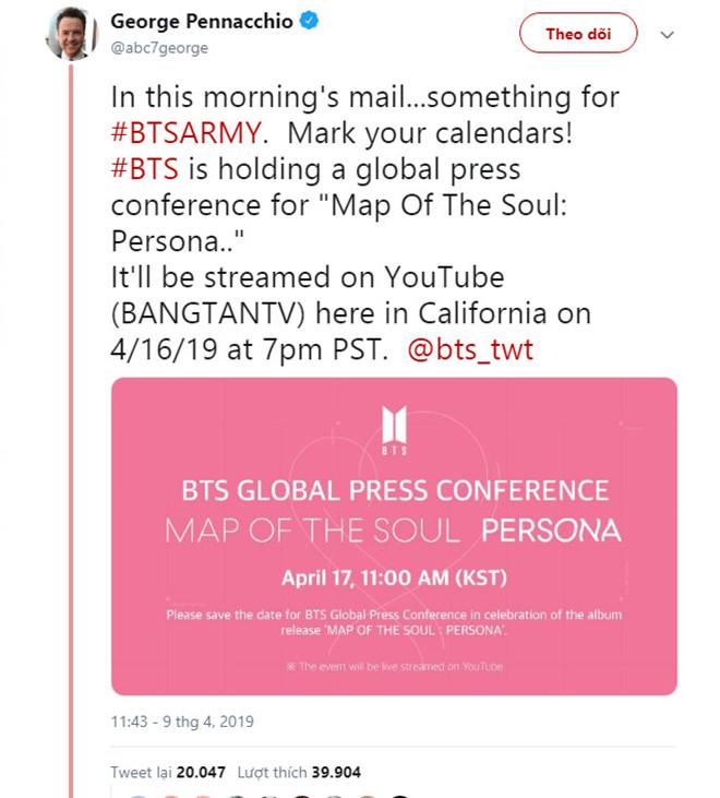 Nếu BlackPink phá lệ Youtube livestream sân khấu thế kỉ, thì BTS comeback cũng làm được điều này