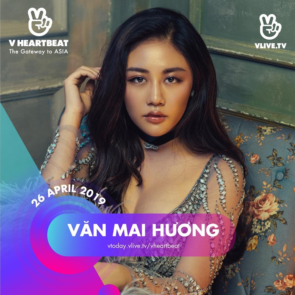 Không chỉ Red Velvet, Văn Mai Hương, tân binh Amee và Soobin Hoàng Sơn sẽ đại náo sự kiện âm nhạc hoành tráng tháng 4