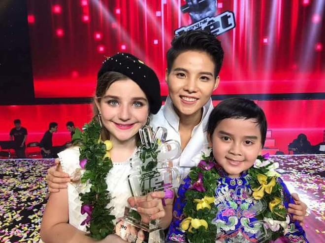 Bất ngờ trước màn dậy thì thành công của thiên thần Nga - Á Quân The Voice Kid Việt Nam 3 năm trước