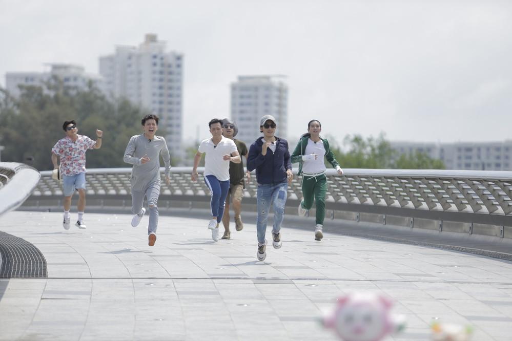 Jun Phạm kiệt sức sau 3 tập, đả nữ Ngô Thanh Vân đầu quân cho cuộc chiến Running man?