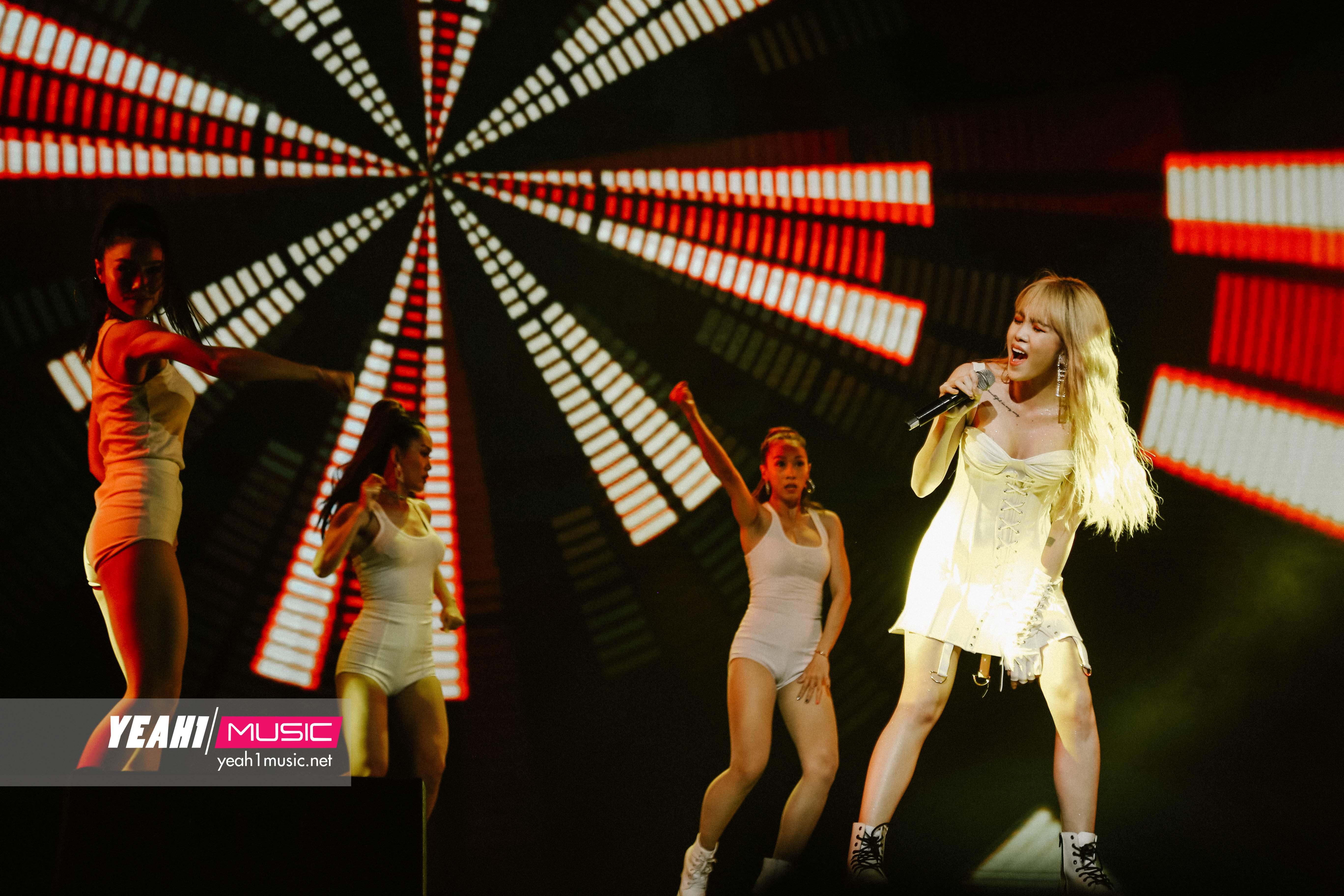 Cùng với Red Velvet, tân binh Amee, Văn Mai Hương, Soobin Hoàng Sơn và loạt sao Việt khác đại náo sân khấu âm nhạc tháng 4