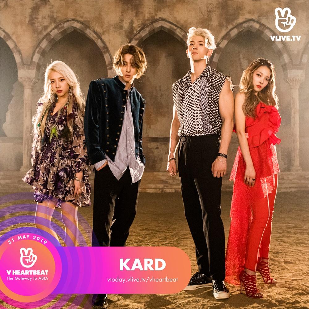 Sân khấu Việt Hàn tháng 5: KARD và Ha Sungwoon gửi lời chào chính thức đến các fan Việt