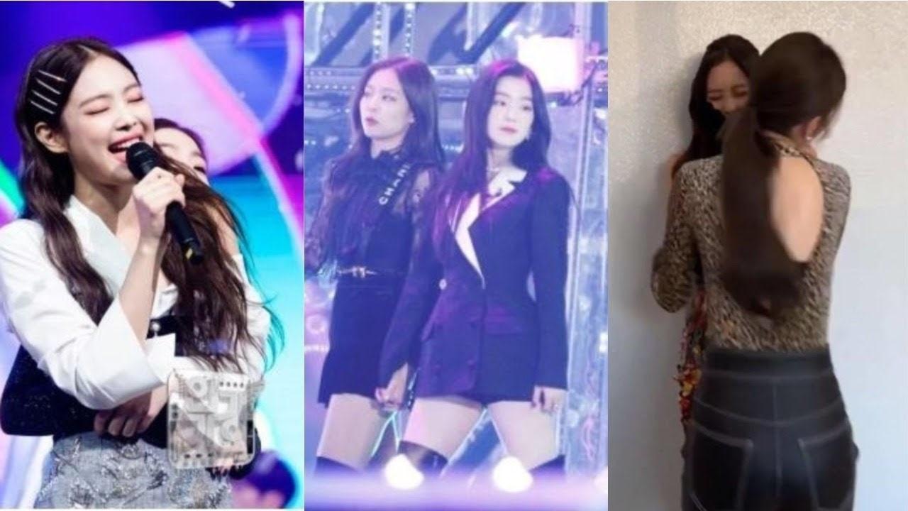 Cặp đôi con cưng của YG và SM, Jennie - Irene thân thiết và giống nhau đến mức nào?