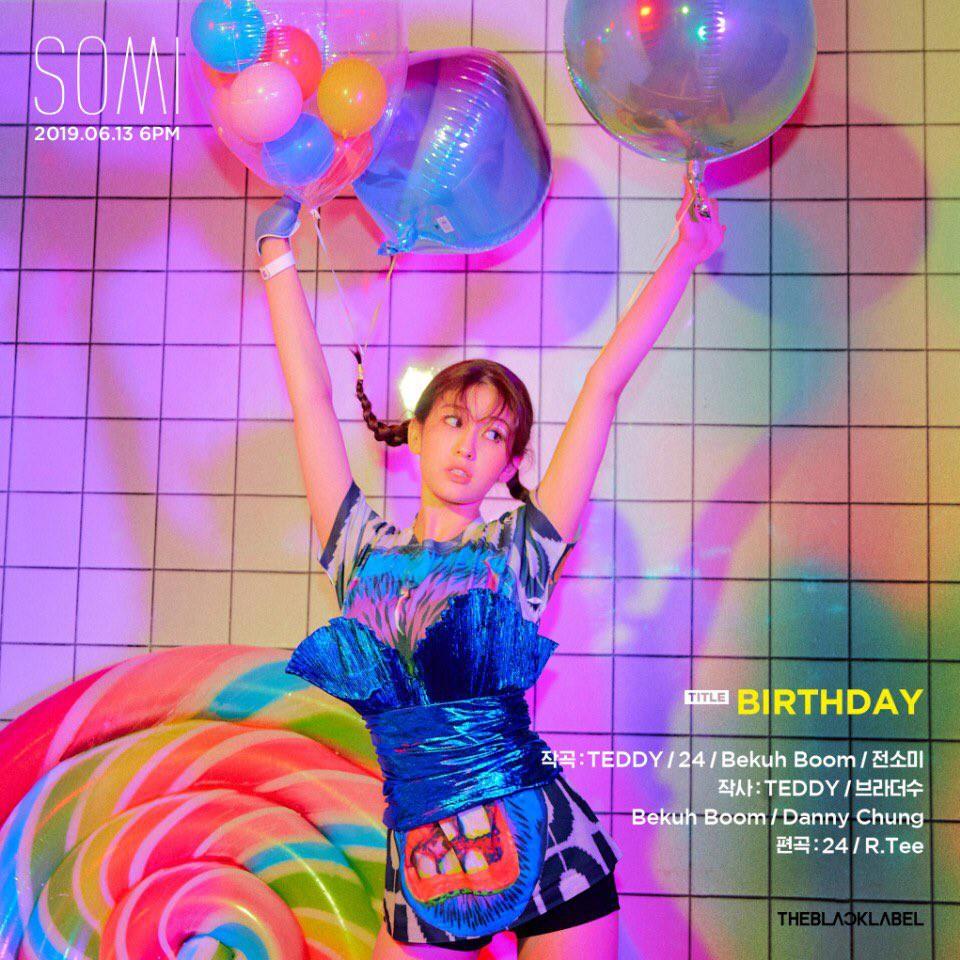 Cựu bông hồng lai JYP - Jeon Somi chuẩn bị debut solo với dàn producer khủng của BLACKPINK