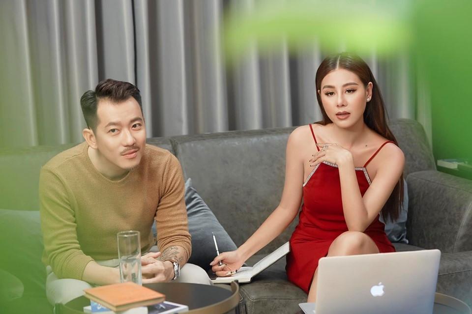Sau ồn ào Bạn muốn hẹn hò, Cát Tường lần đầu tiên lên tiếng về mối quan hệ với đàn em Nam Thư