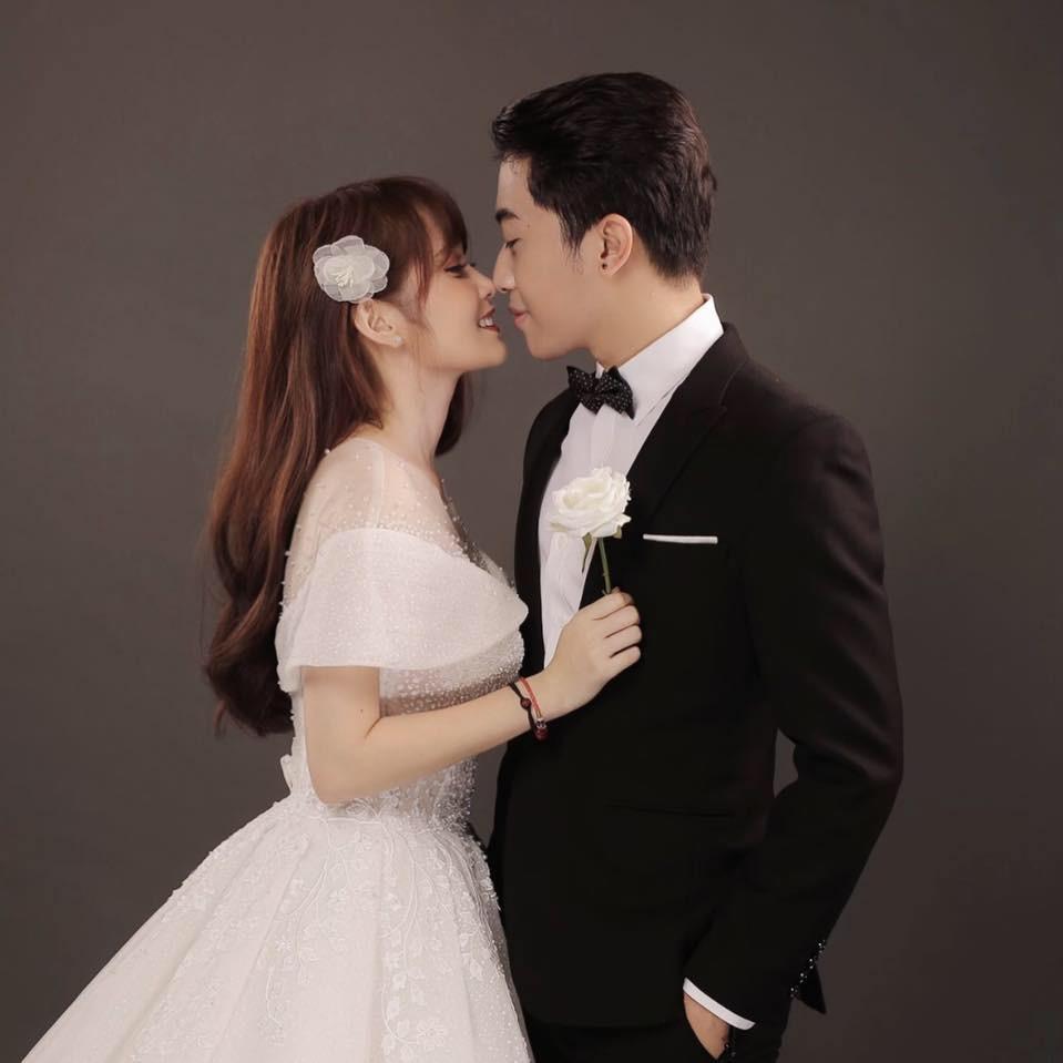 Mai Quỳnh Anh tiếp tục nhá hình ảnh cưới trong mơ với thánh lầy Cris Phan