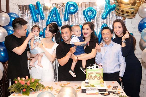 Đàm Thu Trang phủ nhận cưới chạy bầu trước khi về một nhà với Cường Đô La