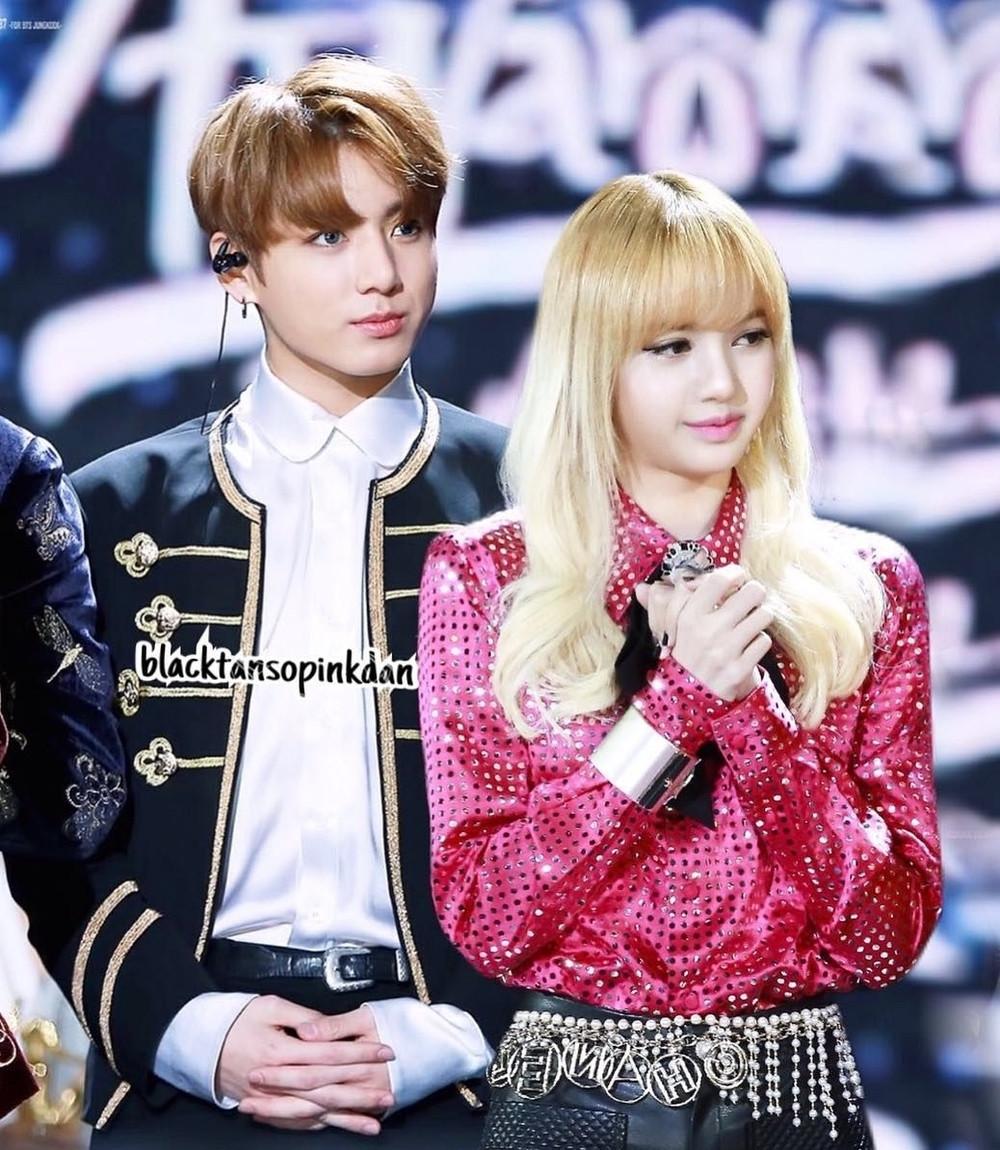 Knet ngơ ngác khi Jungkook (BTS) và Lisa (BLACKPINK) bất ngờ được đề cử cho giải Chiến hạm được yêu thích nhất