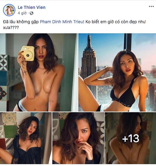 Diệu Nhi nằng nặc đòi nhiếp ảnh gia bộ hình sexy bán nude giống Minh Triệu và cái kết đắng cay