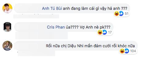 Quang Trung tình tứ bên Anh Tú, thách thức cả Diệu Nhi khiến Cris Phan phẫn nộ