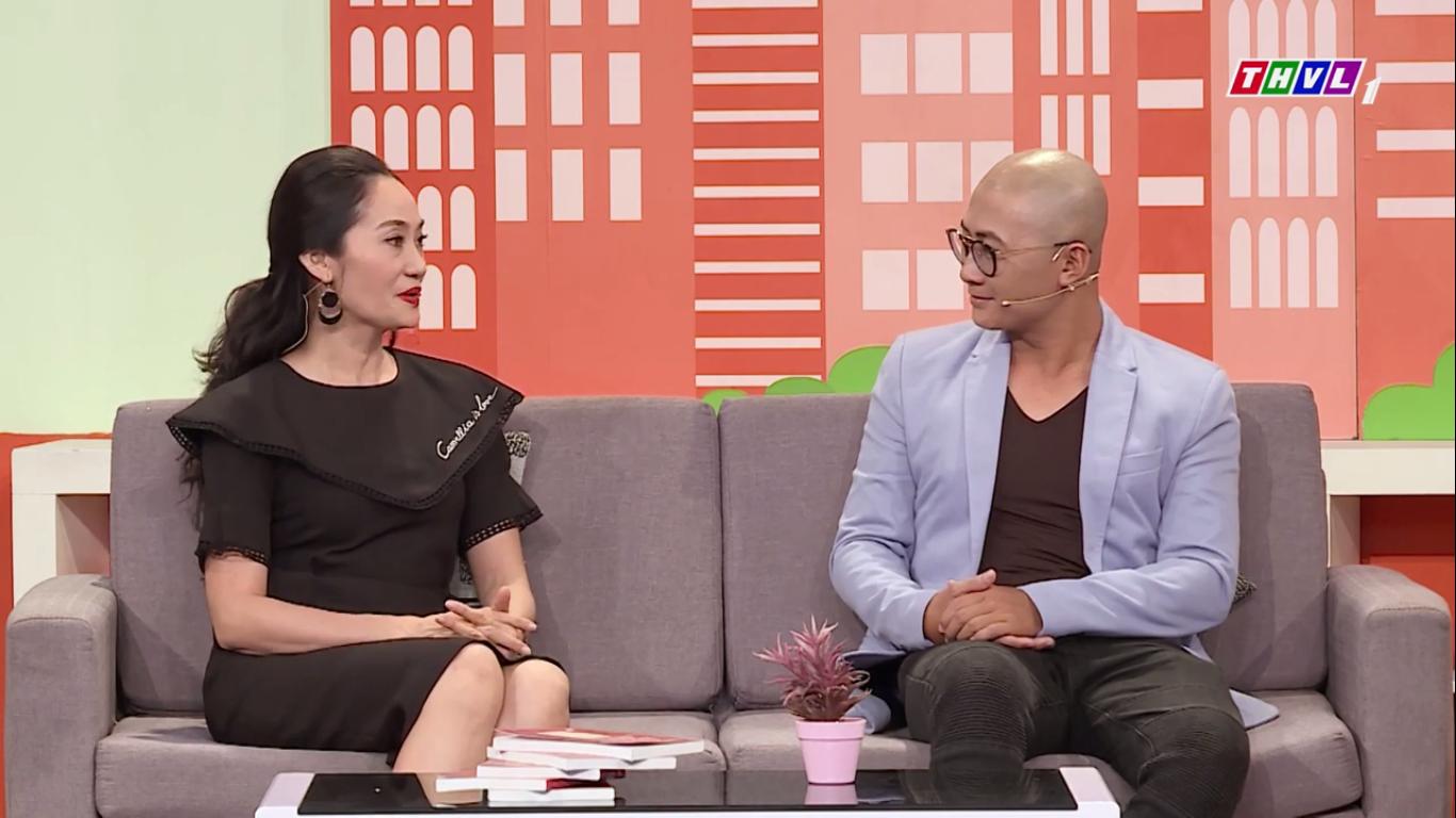 Vợ chồng diễn viên Hạnh Thuý từng lục đục vì chuyện tiền nong