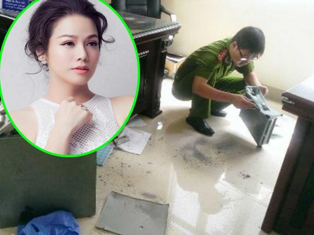 Video ghi toàn cảnh tên trộm đục két sắt, ôm 5 tỷ đồng nhà Nhật Kim Anh cao bay xa chạy