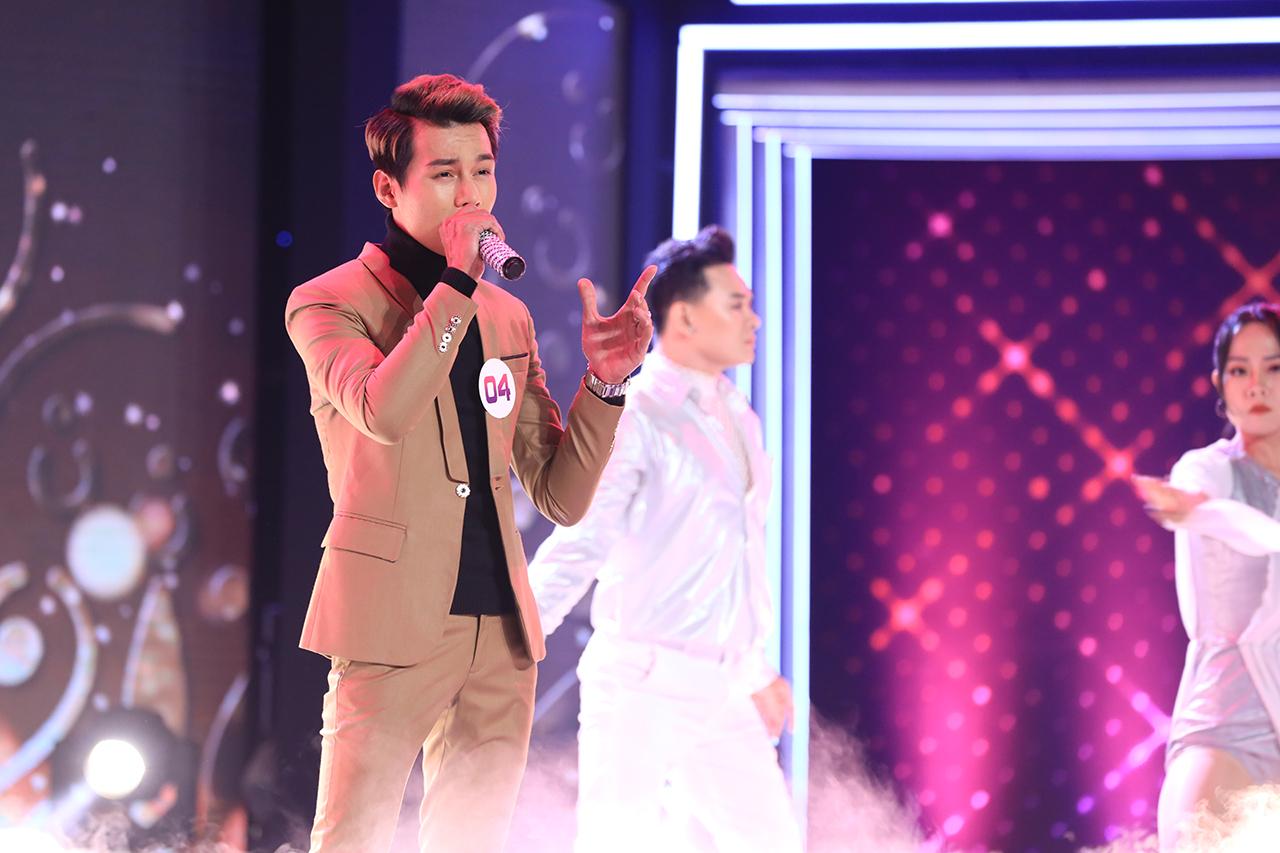 Phan Duy Anh về chung đội Thánh thả thính Osad và giành chiến thắng tại Giọng ca bí ẩn tập đầu tiên