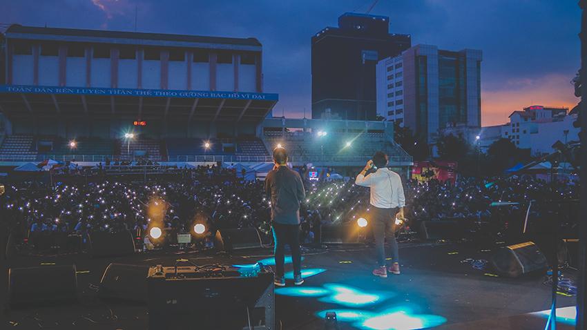 Cặp đôi indie Nam Kun - Thái Đinh tổ chức đêm nhạc Star live đầu tiên dành riêng cho khán giả Sài Gòn
