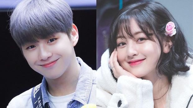 Lại thêm một cặp đôi lễ trao giải: Thì ra Kang Daniel và Jihyo đã công khai liếc mắt đưa tình như thế này