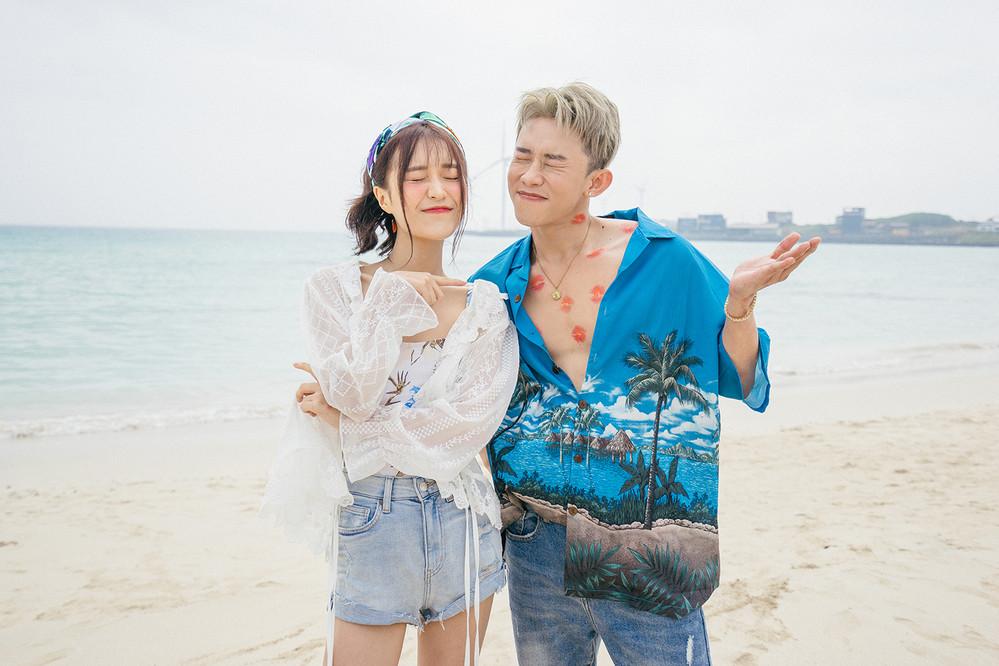Han Sara lần đầu kết hợp cùng Kay Trần trong MV mới cực dễ thương Đếm cừu