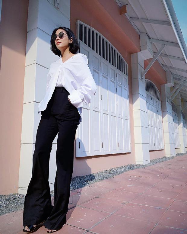 Lý do dượng Chat chung thủy nhất showbiz Thái: Bà xã hơn 3 tuổi xinh đẹp, tài năng, phong cách thời trang siêu chất