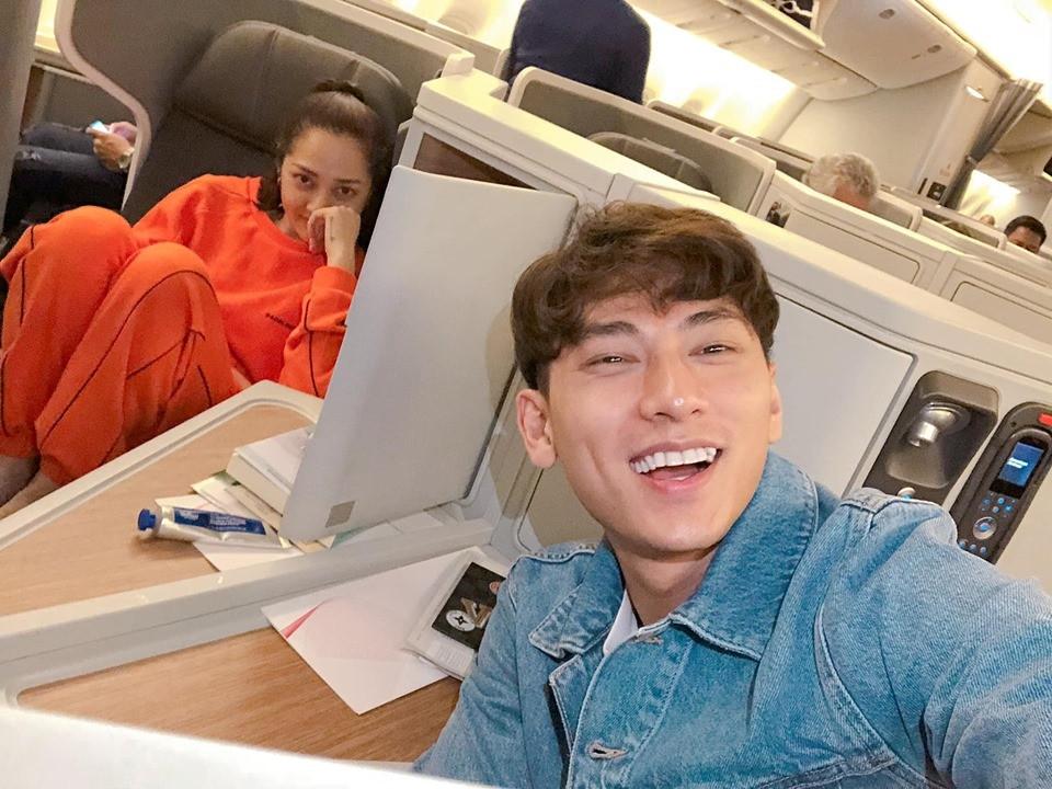 Giữa nghi vấn gương vỡ lại lành với Hồ Quang Hiếu, Bảo Anh bất ngờ đăng hình selfie của Isaac trên trang cá nhân
