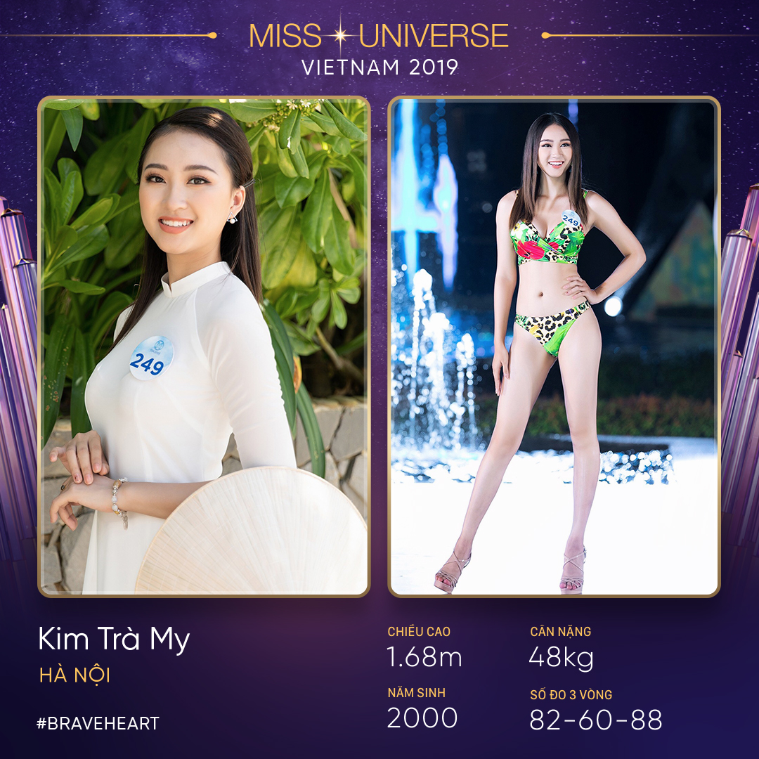 Loạt nhan sắc quyết tâm trở lại tìm kiếm cơ hội tại Hoa hậu Hoàn Vũ Việt Nam 2019