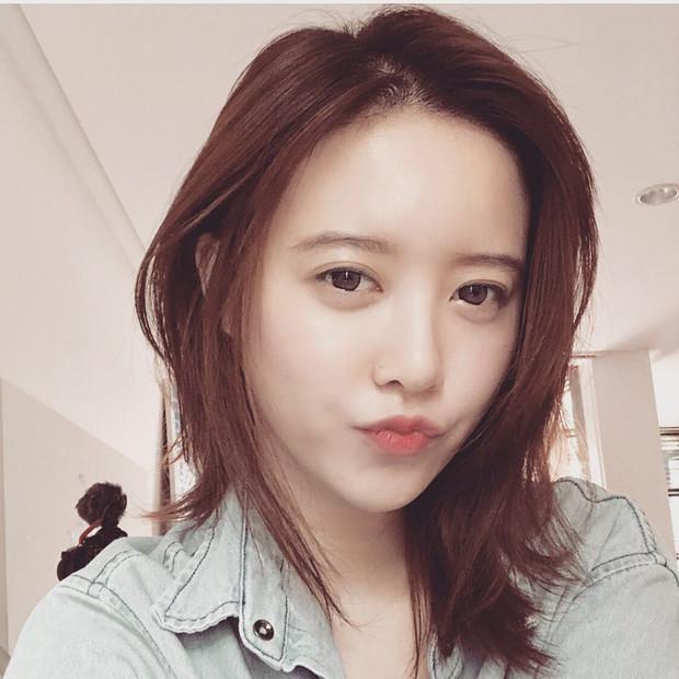 Hành động khó hiểu của Goo Hye Sun: Xóa bài công khai ly hôn, trước 1 ngày còn selfie tươi cười hẹn gặp lại fan