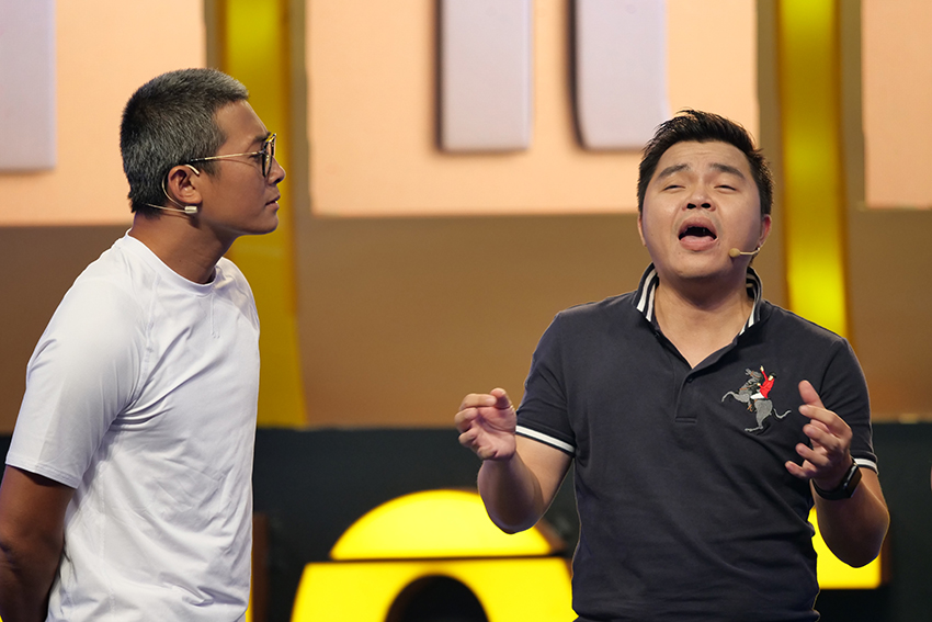 Ngô Kiến Huy 'cà khịa' nhóm MTV là già cỗi, vào showbiz từ khi nam ca sĩ còn nhỏ xíu