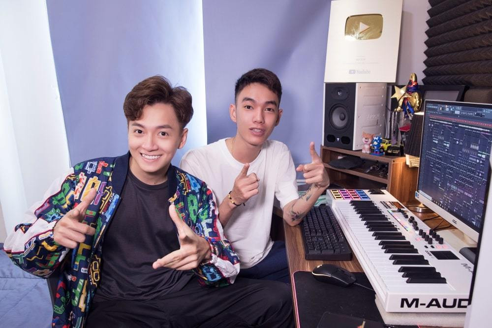 Chàng Bắp Ngô Kiến Huy bắt tay cùng Masew, ra mắt ca khúc cực kì độc đáo Truyền thái y