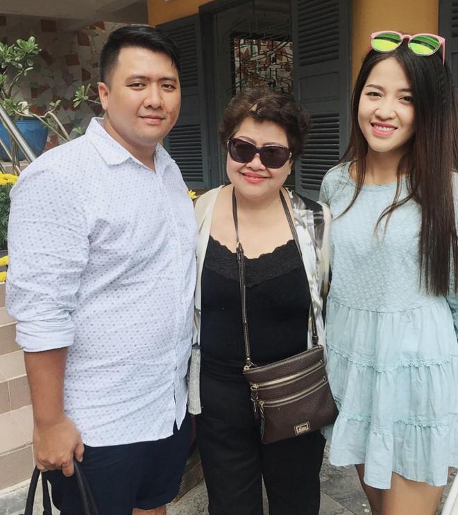Puka và Diệp Tiên từng có một đám cưới đình đám có cả mẹ chứng kiến