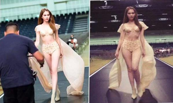 Minh Hằng, Ngọc Trinh và loạt mỹ nhân Việt bị CDM lật tẩy lạm dụng photoshop