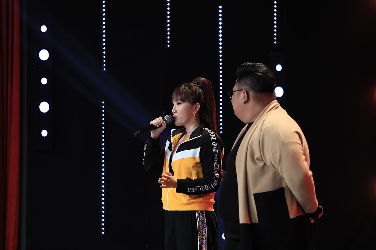 Bảo Thy - Vương Khang tái hiện ca khúc Please tell me why đình đám một thời trên sân khấu của Ký ức vui vẻ