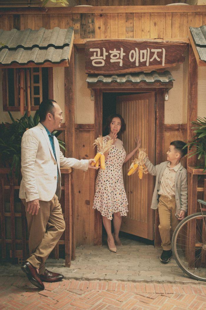 Tung bộ ảnh chụp cùng con trai dịp Trung Thu, Thu Trang - Tiết Luật chia sẻ về kế hoạch có thêm em bé trong tương lai