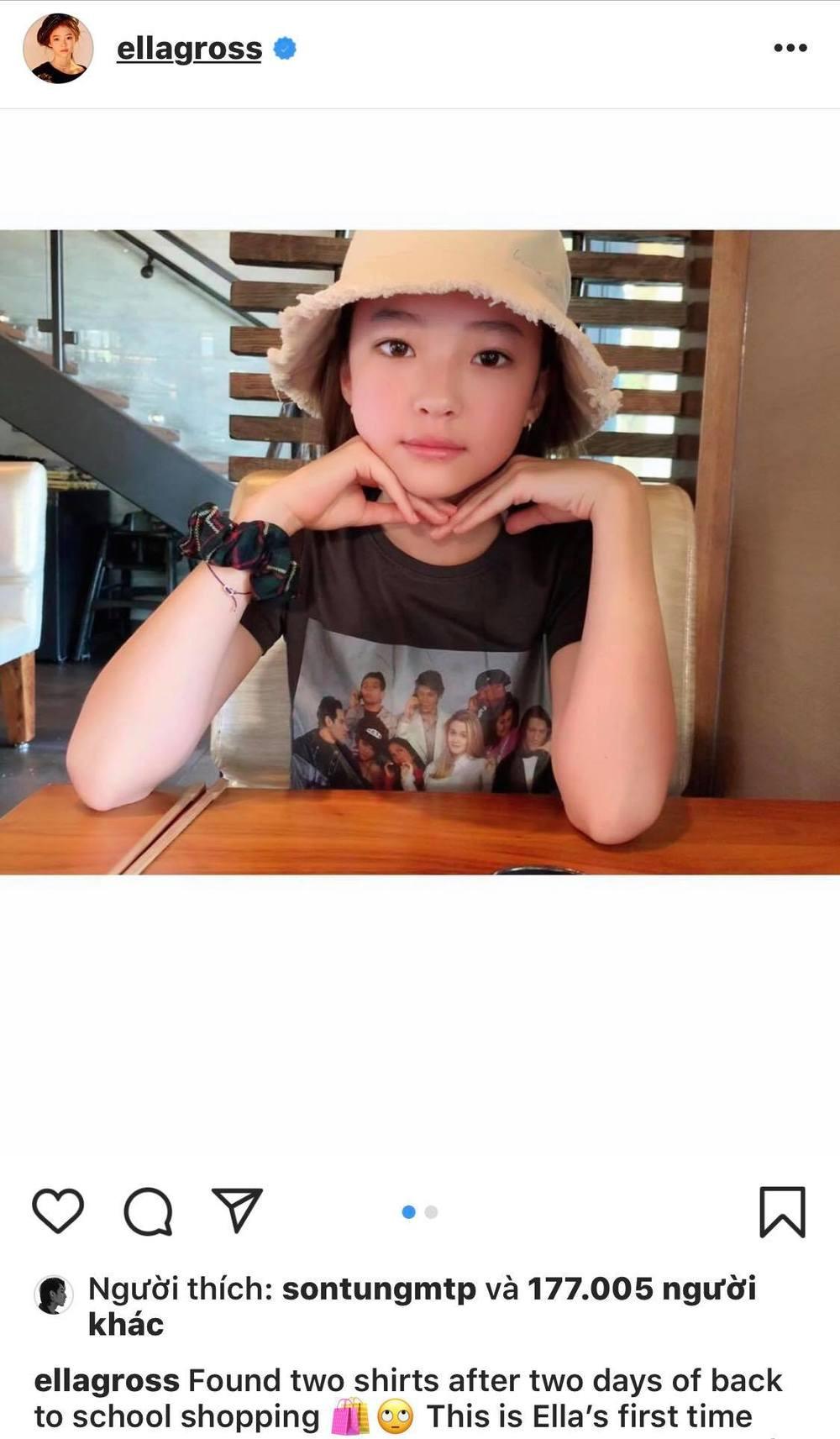 Không phải Thiều Bảo Trâm, đây mới là cô gái mà Sơn Tùng chăm like ảnh và tương tác trên Instagram nhất