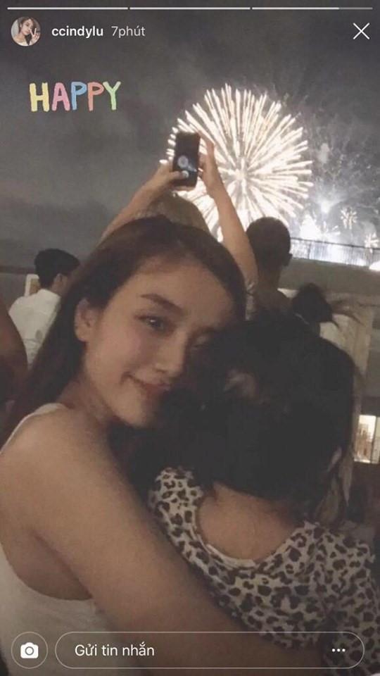 Vợ hotgirl vô tình để lộ cận mặt cô công chúa nhà Hoài Lâm trên Instagram