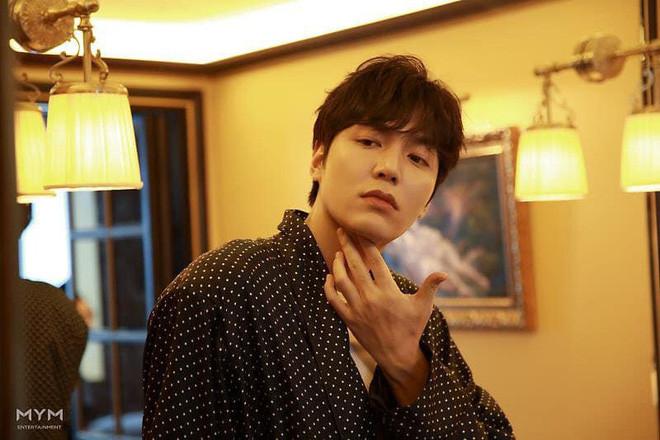 Buồn của Lee Min Ho: Đã nhọ vì nét ăn kém duyên còn bị fan chụp lại tung lên mạng xã hội thế này
