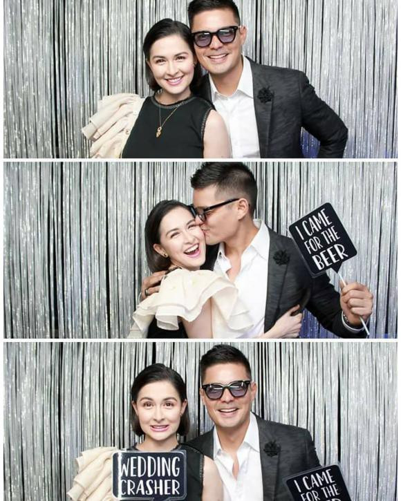 Hết khoe ảnh con, mỹ nhân đẹp nhất Philippines đăng tải ảnh tình tứ cùng chồng tài tử khiến ai cũng ghen tị