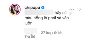 Không còn sánh bước bên nhau, Gil Lê đột ngột thả tim bình luận của Chi Pu trên Instagram