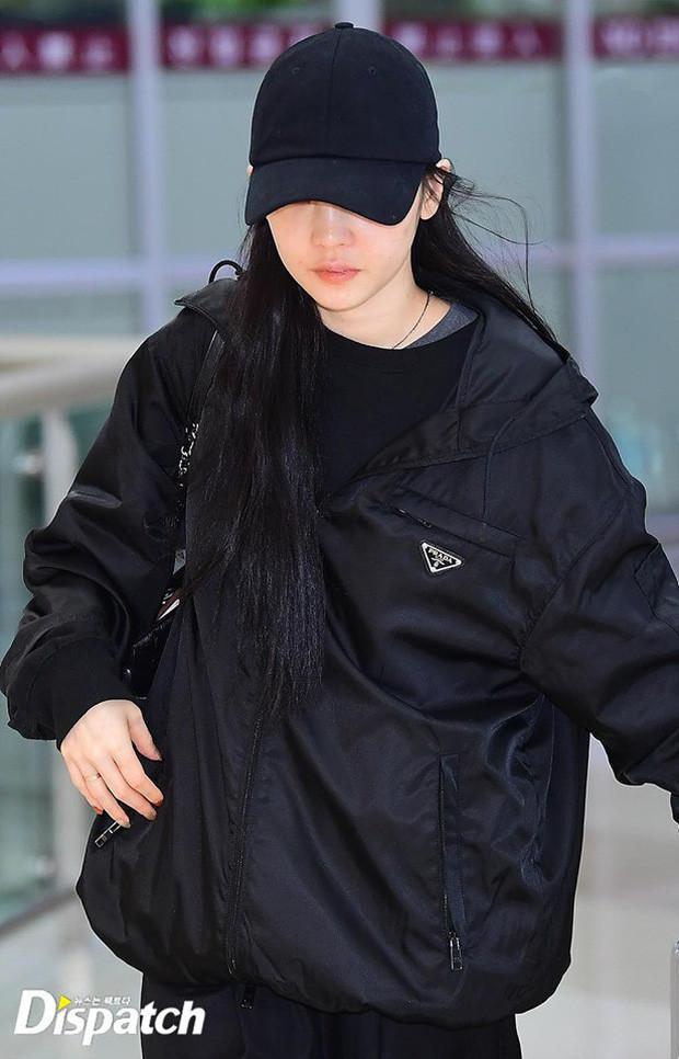 Goo Hara nghẹn ngào tại sân bay, nhanh chóng từ Nhật về Hàn để tiễn biệt bạn thân Sulli
