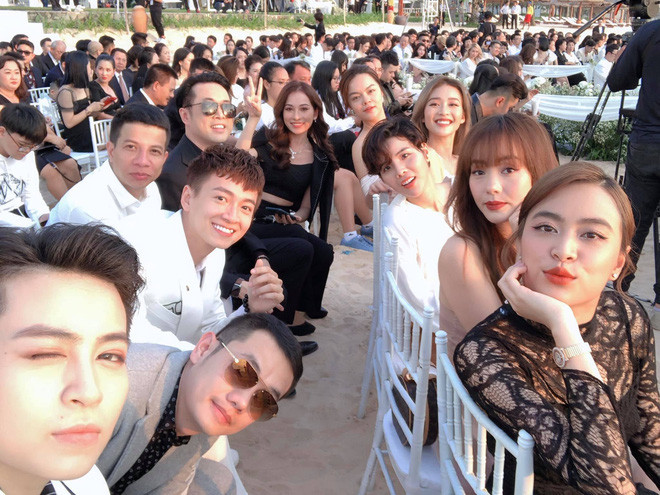 Clip: Gil Lê và Hoàng Thùy Linh ôm chặt nhau tại lễ cưới Đông Nhi - Ông Cao Thắng, fan háo hức chỉ mong sớm công khai