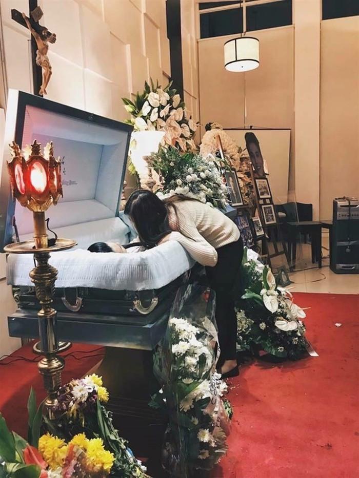 """2 năm sau tai nạn của người yêu, người mẫu Janica Nam Floresca nhắn nhủ: """"Mừng sinh nhật của anh trên thiên đàng"""""""
