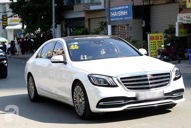 Bảo Thy được ông xã đại gia đón bằng dàn xe hơi siêu sang: Chiếc dẫn đầu trị giá tới 15 tỷ đồng