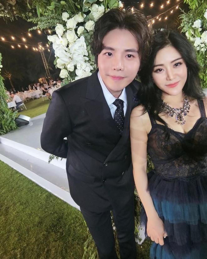 Được khán giả tích cực gán ghép với Trịnh Thăng Bình, Ông Thoại Liên tiết lộ tiêu chuẩn kén chồng