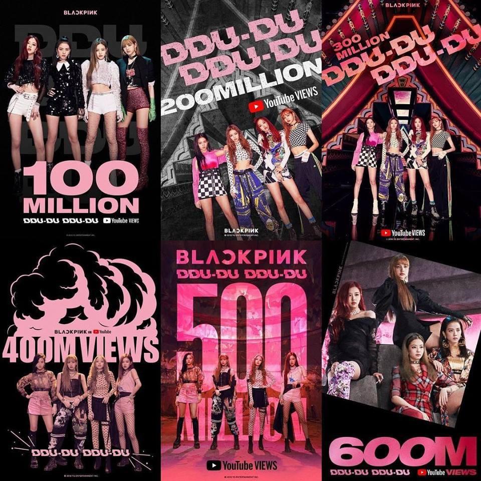 Ddu-du Ddu-du vừa xác lập kỉ lục Youtube, BlackPink đã xuất sắc lập thành tích mới với Kill this love