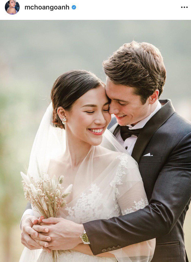 Xuất hiện 2s trong story Instagram, chồng tương lai của Hoàng Oanh khiến CDM trụy tim vì đáng yêu và đẹp trai
