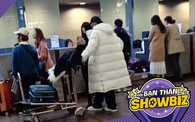Giữa tin đồn hẹn hò, Will và Linh Ka bị bắt gặp tại sân bay, trước đó còn cùng check in Hàn Quốc, Singapore?