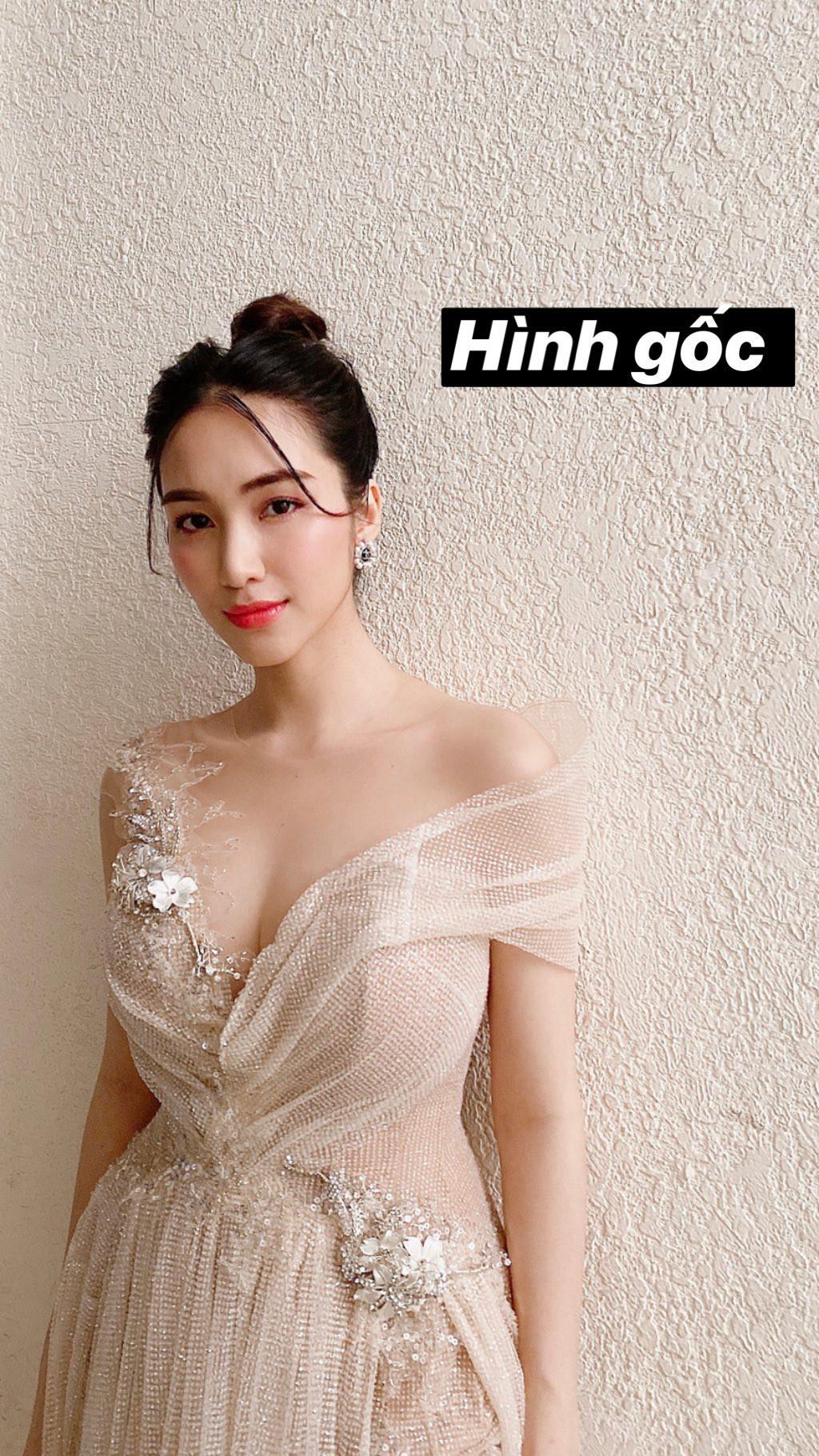 Em trai có tâm như Đức Phúc, bắt Hòa Minzy gửi hình để photoshop lại eo và ngực trước khi đăng lên MXH