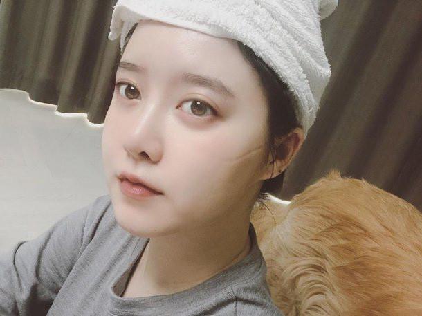 Goo Hye Sun lộ những dấu hiện tâm lý bất thường sau những tấm ảnh selfie gần đây